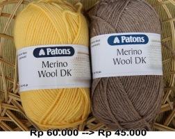 Patons Merino Wool DK