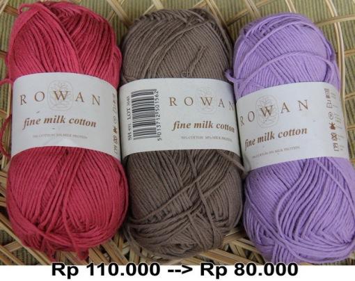 Rowan Fine Milk Cotton
