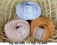 Rowan Pima Cotton DK