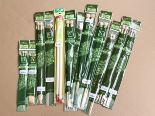Clover Bamboo KN Needles