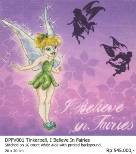 Cross St DPFV001 Tinkerbell