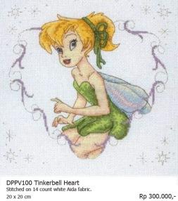 Cross St DPPV100 Tinkerbell