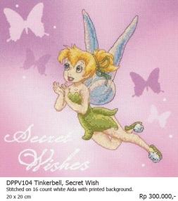 Cross St DPPV104 Tinkerbell
