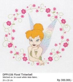 Cross St DPPV106 Tinkerbell