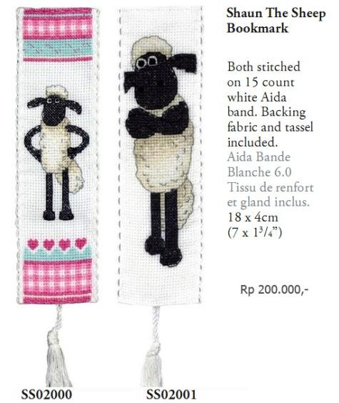 Cross St SS02000 Shaun The Sheep