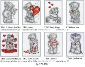 Cross St TT01 Tatty Teddy
