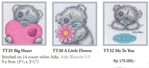 Cross St TT29 Tatty Teddy