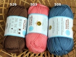 Lion Brand Martha Stewart Extra Soft Wool Blend