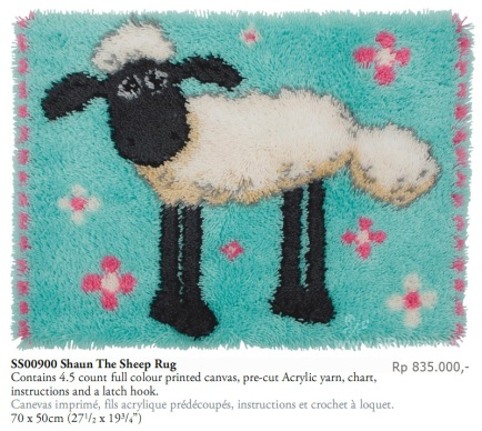 Rugs Coats SS00900 Shaun The Sheep