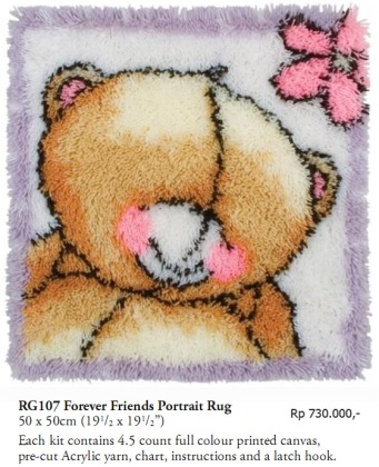 Rugs RG107 Forever Friends