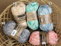 SMC Cotton Eco Color