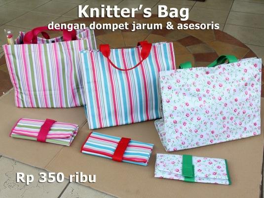 Knit Bag 1s