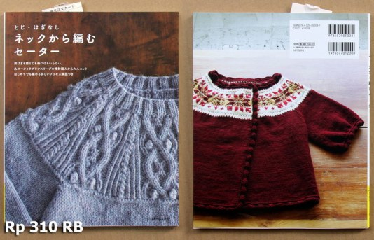 NV70095 Hand Knit Sweaters