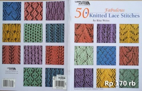 50 Fabulous Knitted Lace Stitches