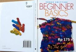 Beginner Basics - Vogue Knitting