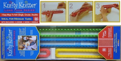 Knifty Knitter Loom Set