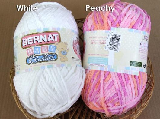 New Bernat Baby Blanket 300g