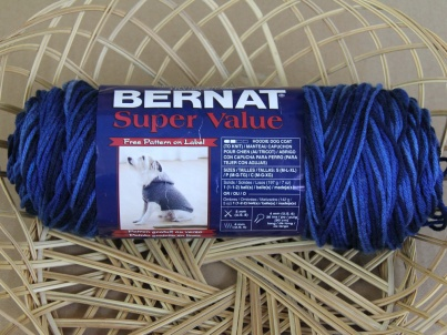 New Bernat Super Value Ombre