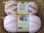 New Lion Brand Baby Soft 140g
