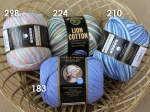 New Lion Brand Lion Cotton 113g