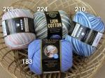 New Lion Brand Lion Cotton 113g