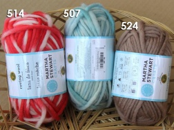 New Lion Brand Martha Stewart Roving Wool 50g