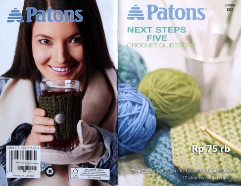 Patons Next Steps Five - Crochet Guide