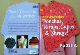 Ponchos Wraps Capes & Shrugs