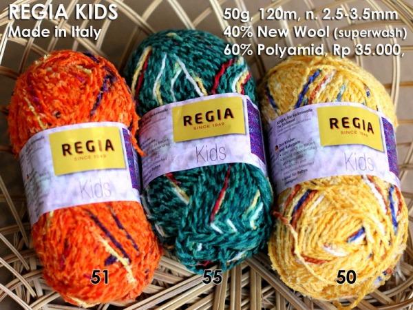 Regia Kids n
