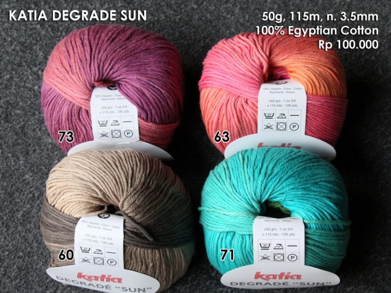 Katia Degrade Sun