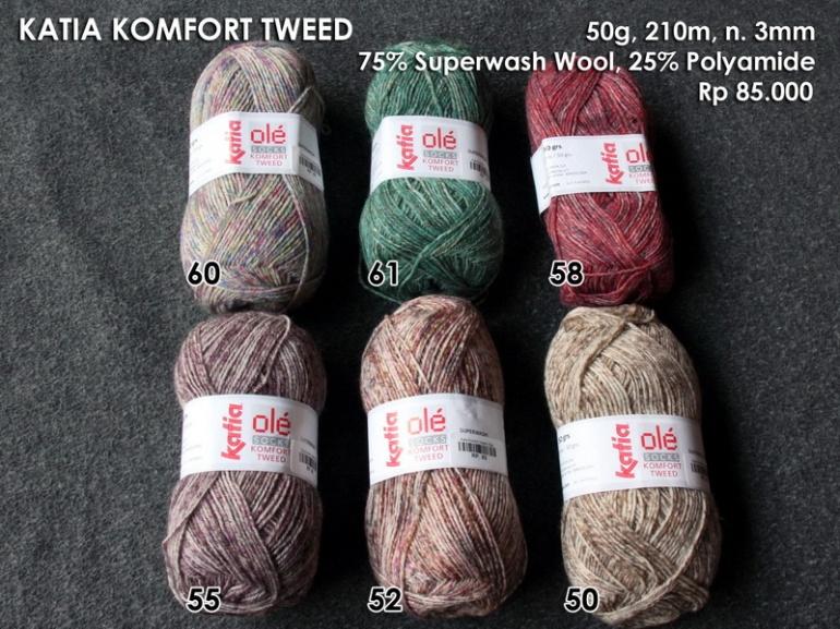 Katia Komfort Tweed