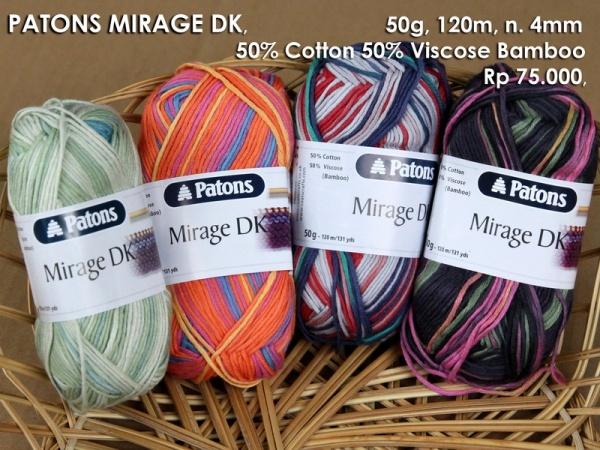 Patons Mirage DK