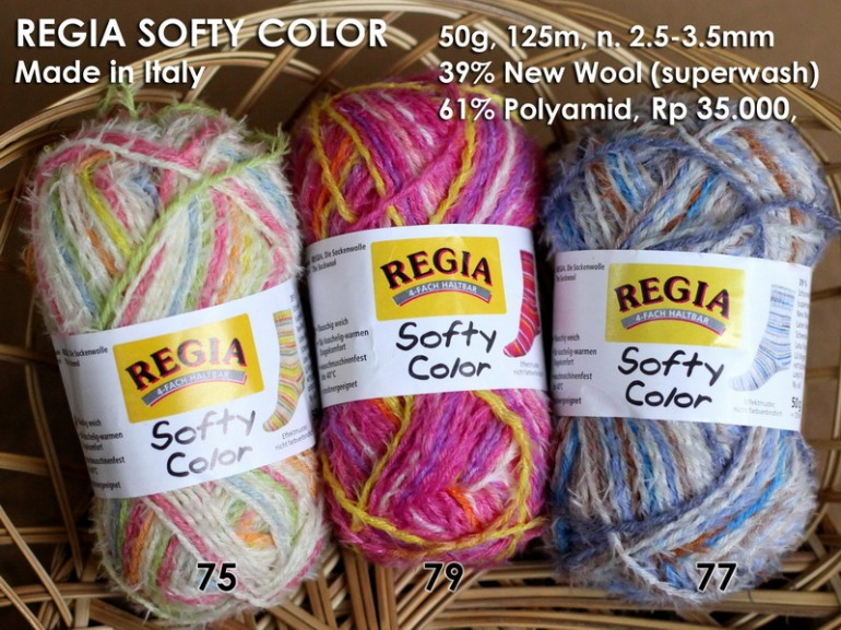 Regia Softy Color n