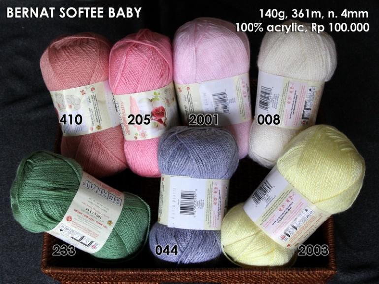 Bernat Softee Baby