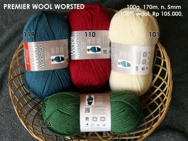 Deborah Norville Wool Worsted