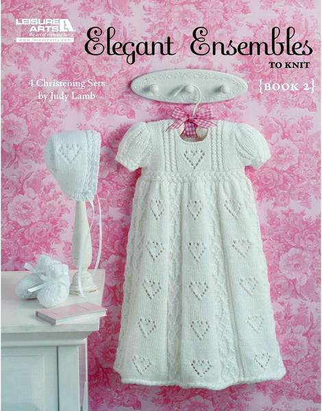 Elegant Ensembles To Knit, Book 2