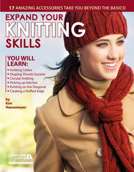 Expand Your Knitting Skills