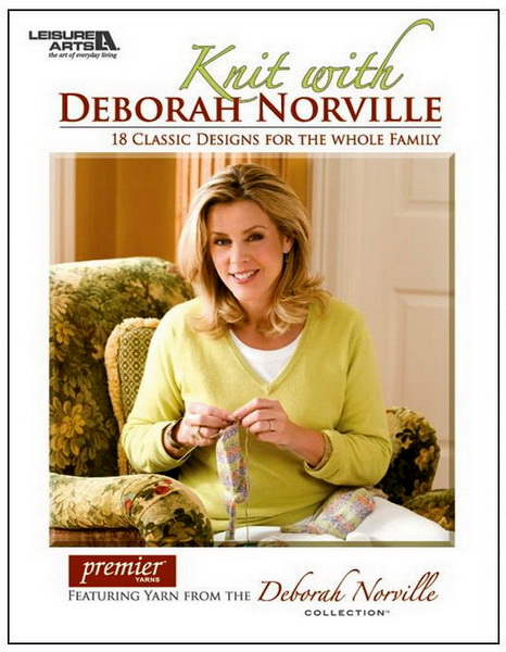 Knit With Deborah Norville