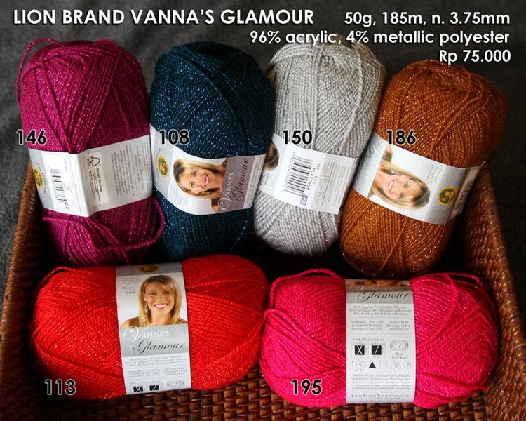 Lion Brand Vanna's Glamour
