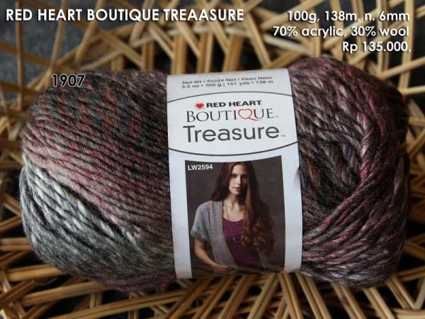 Red Heart Boutique Treasure