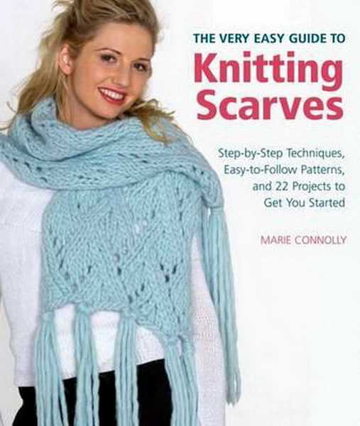 Very Easy Guide To Knitting Scarves