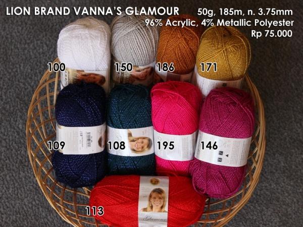 Lion Bran Vanna's Glamour (50g)