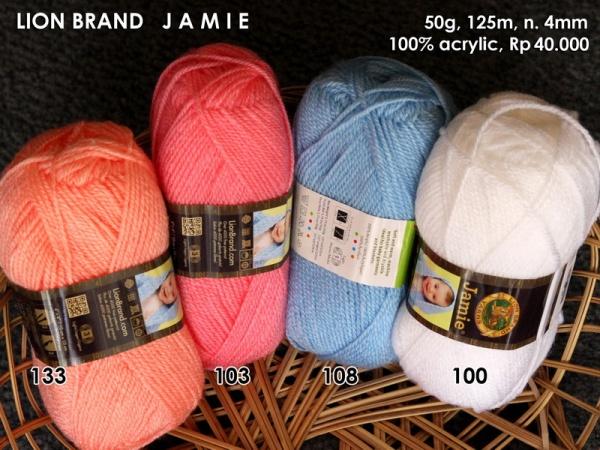 Lion Brand Jamie (50g)