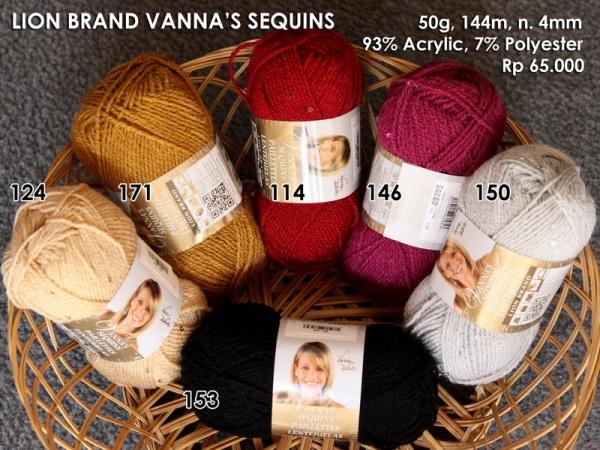 Lion Brand Vanna's Sequin (50g)
