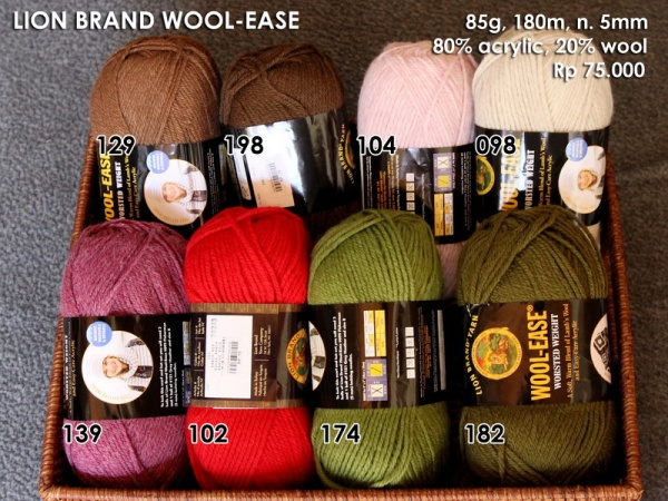Lion Brand Wool Ease (170g)