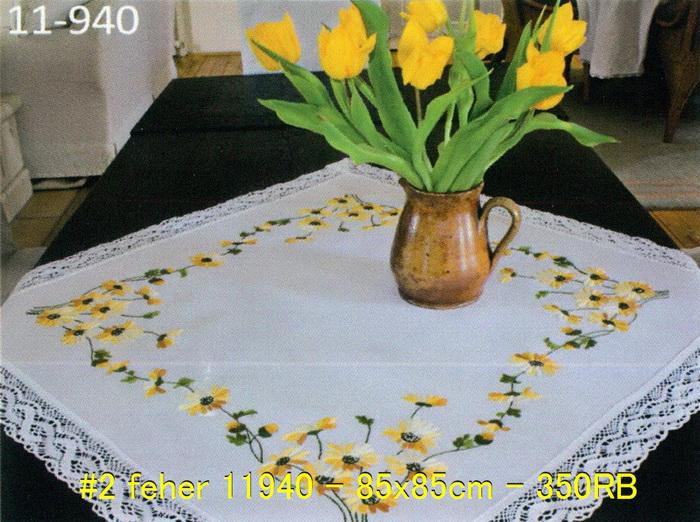 #2 feher 11940 - 85x85cm - 350RB