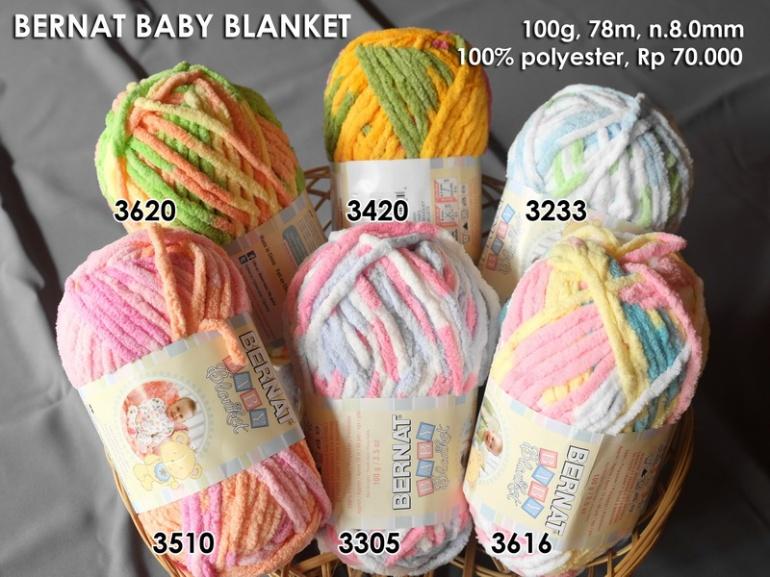 Bernat Baby Blanket (100g)