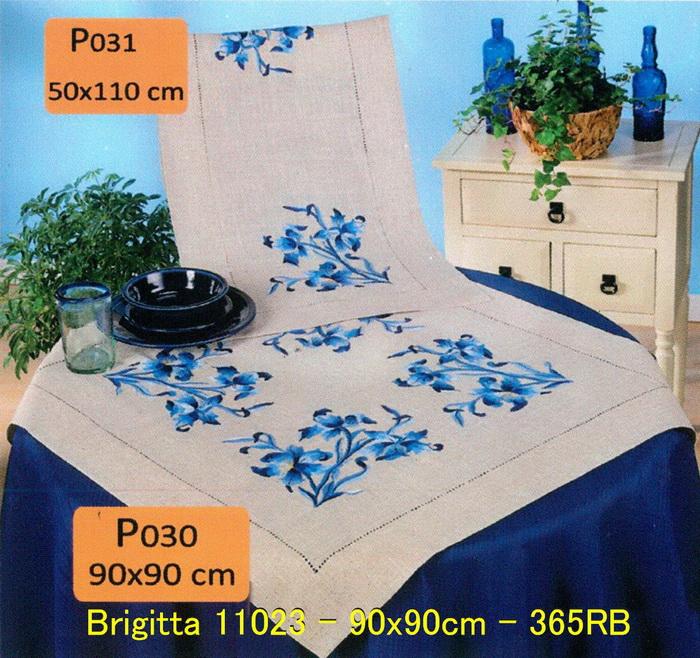 Brigitta 11023 - 90x90cm - 365RB
