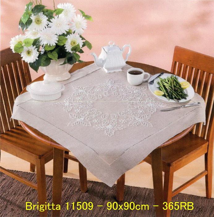 Brigitta 11509 - 90x90cm - 365RB