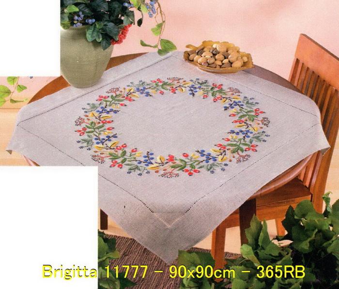 Brigitta 11777 - 90x90cm - 365RB